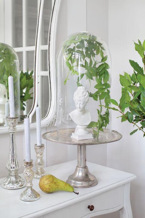 dekoracje do klasycznego białego wnętrza