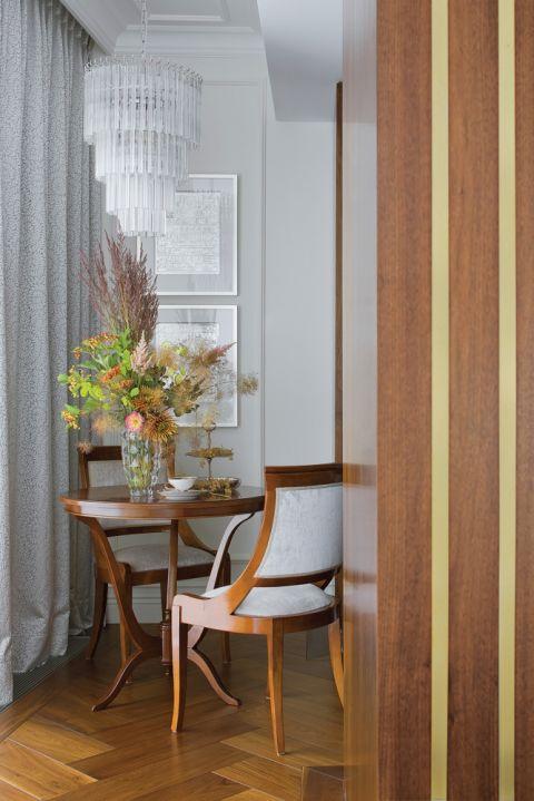 stylizowane meble do salonu