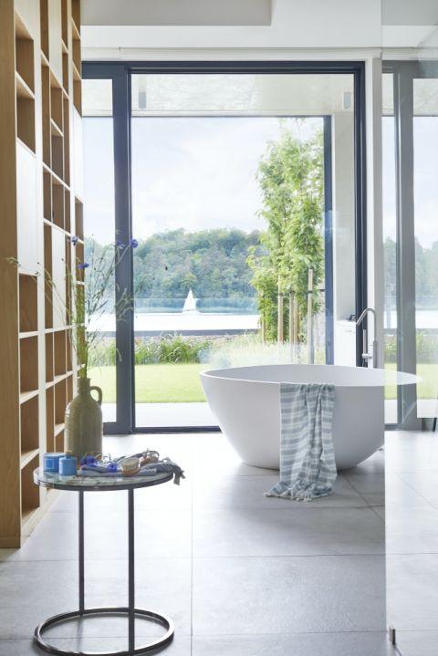 nowoczesne wnętrza łazienki