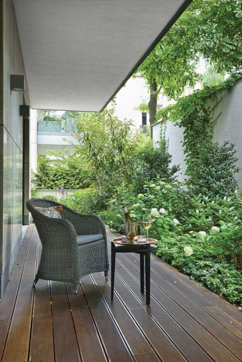 nowoczesny ogród pomysły