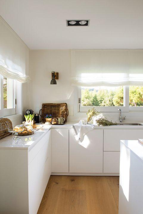 biała kuchnia nowoczesna