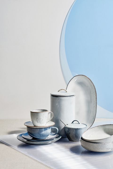 kubki i filiżanki do kawy styl skandynawski
