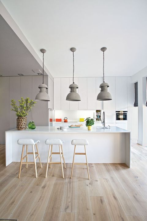 Duńska aranżacja to minimalizm, proste formy i skromność.