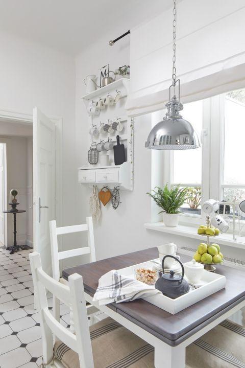 biała kuchnia aranżacje