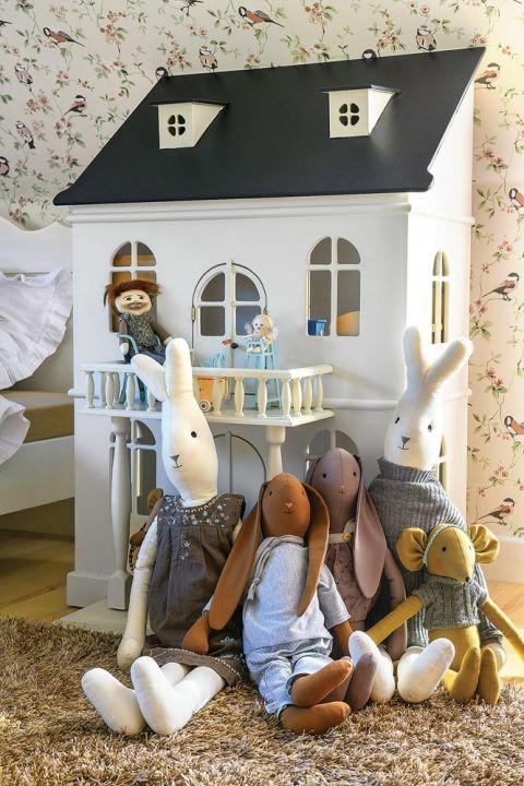 dekoracje i dodatki do pokoju dziewczynki