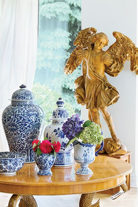 Fajansowa ceramika - najważniejsze dekoracje w domu, taki kobalt to przecież skarb