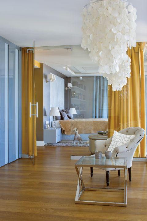 luksusowa sypialnia aranżacje inspiracje