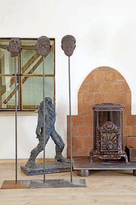 Dom artystów pod Warką