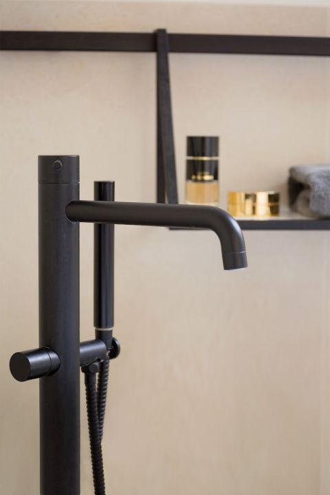styl loftowy łazienka