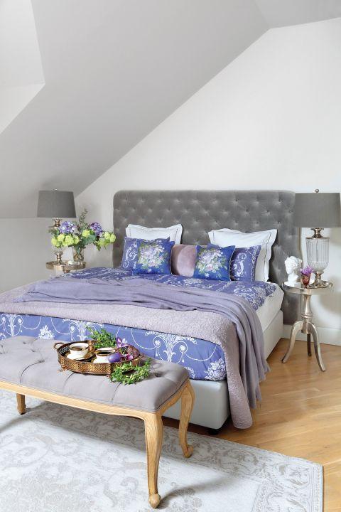 sypialnia w stylu francuskim