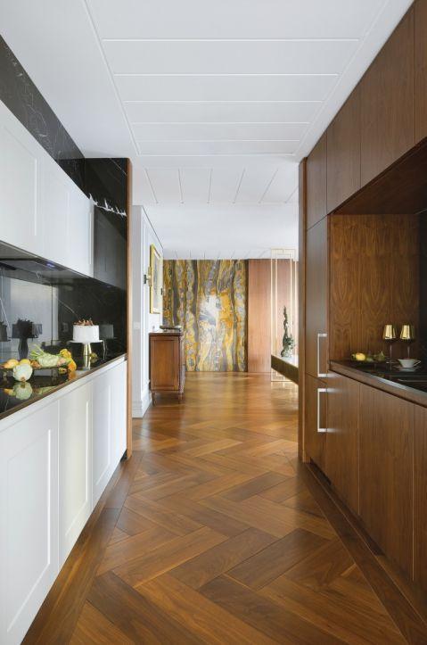 luksusowe wnętrza kuchnia