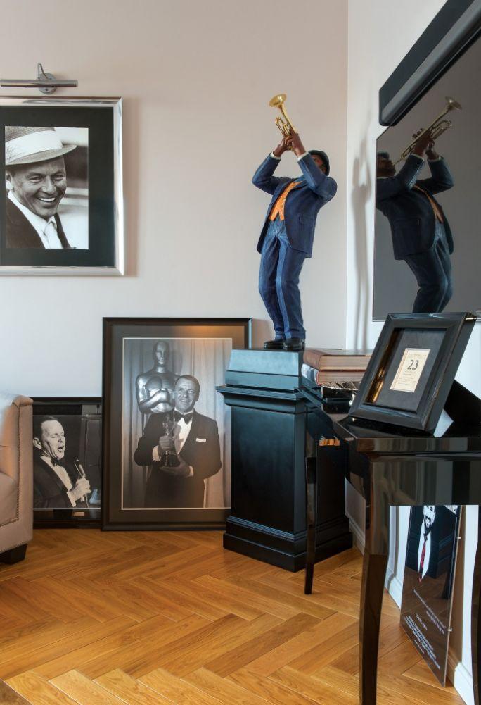 salon w stylu lat 20. dekoracje