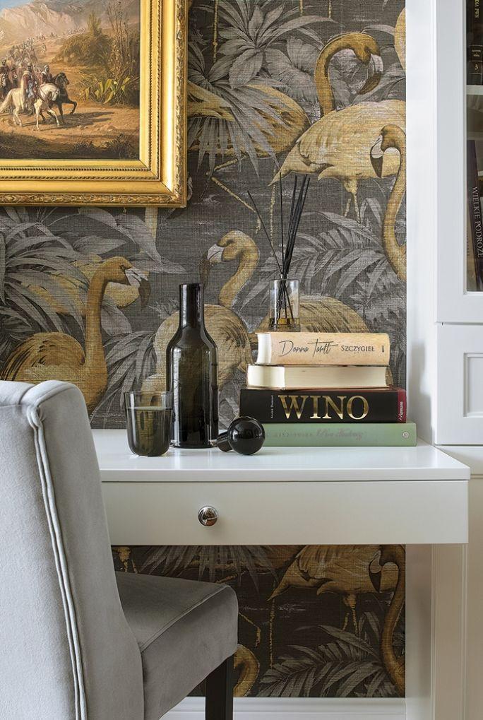 tapety na ścianę do salonu