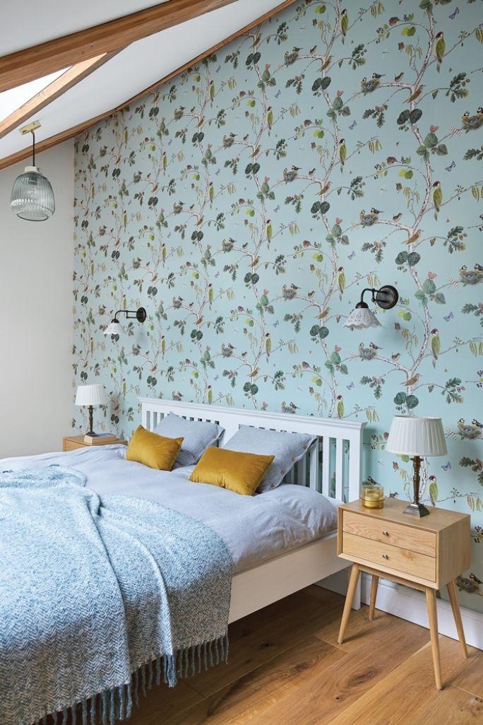 sypialnia na poddaszu zdjęcia