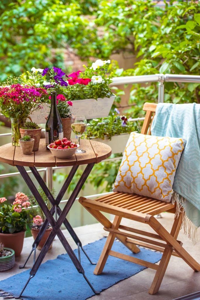 kwiaty długo kwitnące na balkon