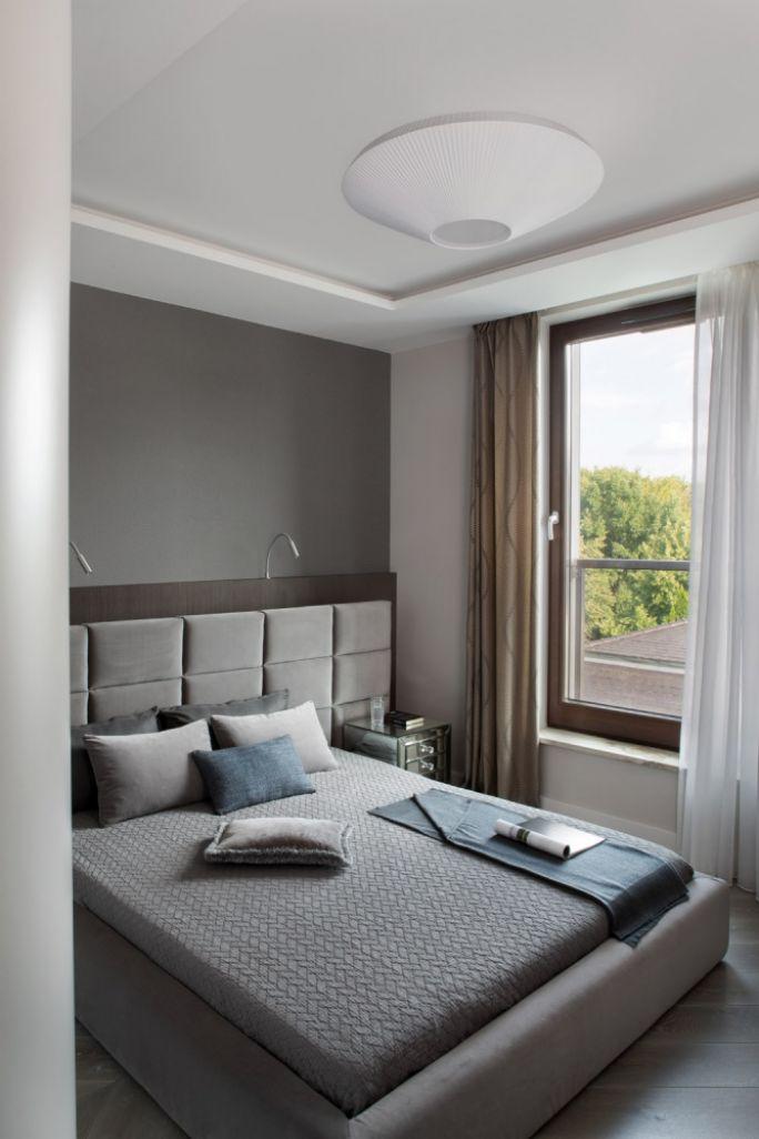 domowa strefa relaksu sypialnia