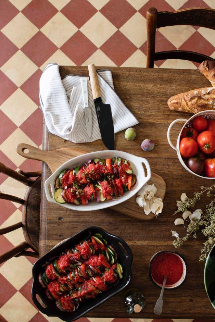 pieczone warzywa przepis
