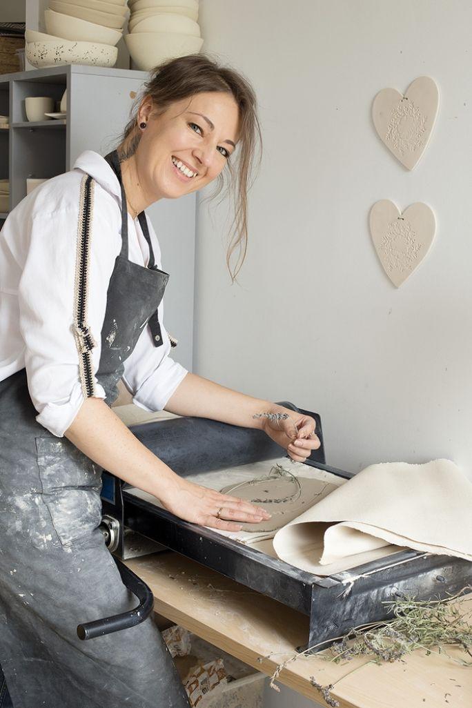 pracownia ceramiczna Karoliny Nowak