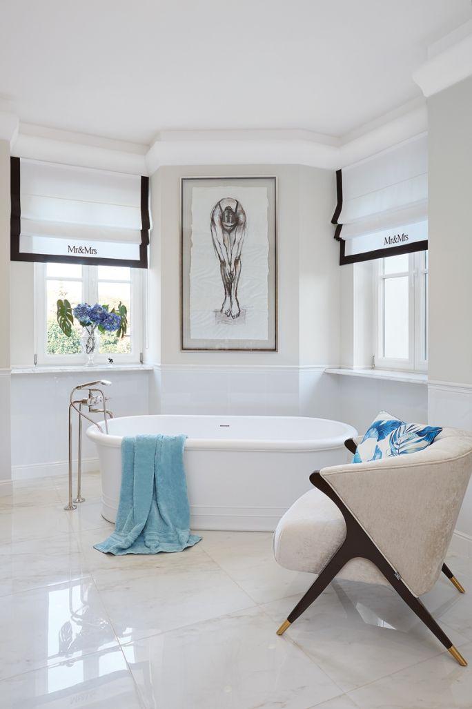 klasyczna łazienka inspiracje