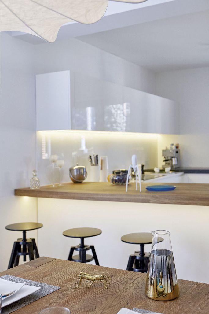 biała kuchnia aranżacja