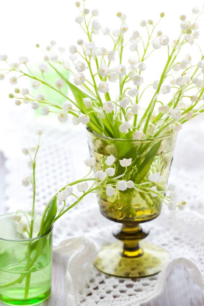 bukiety kwiaty na stół komunijny