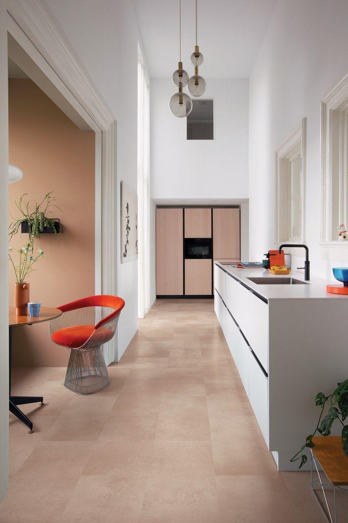 wodoodporna podłoga do kuchni i łazienki