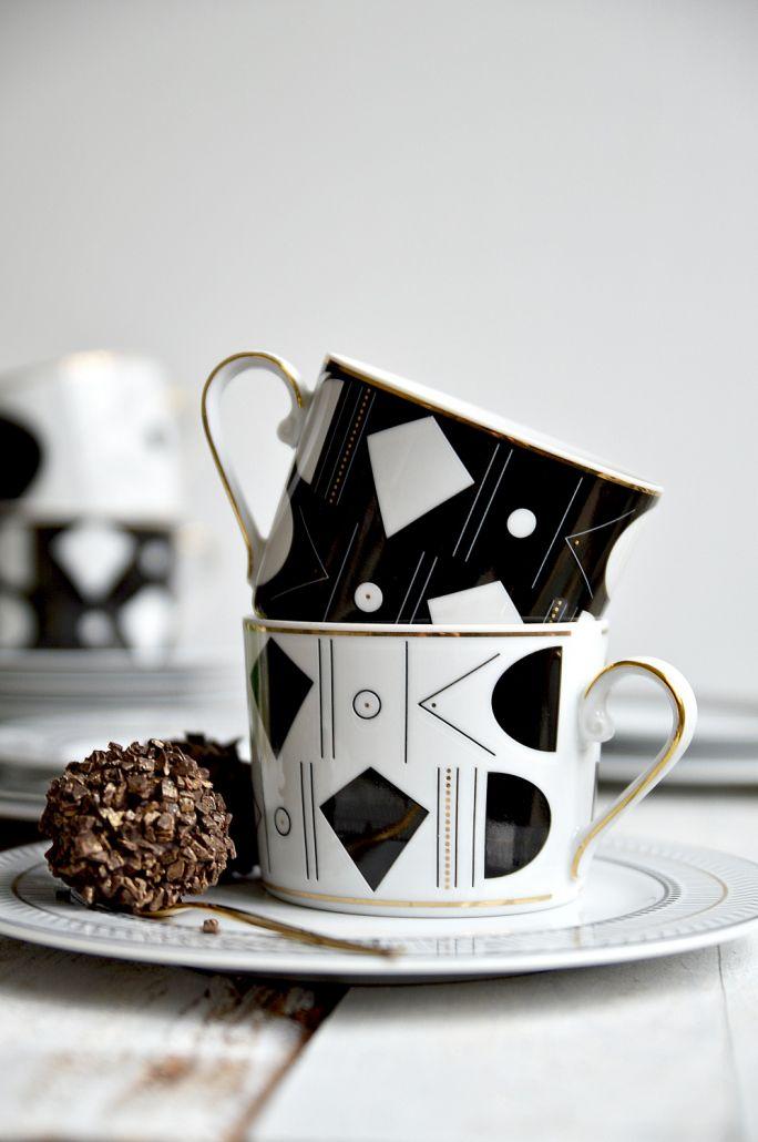 filiżanki do kawy porcelana