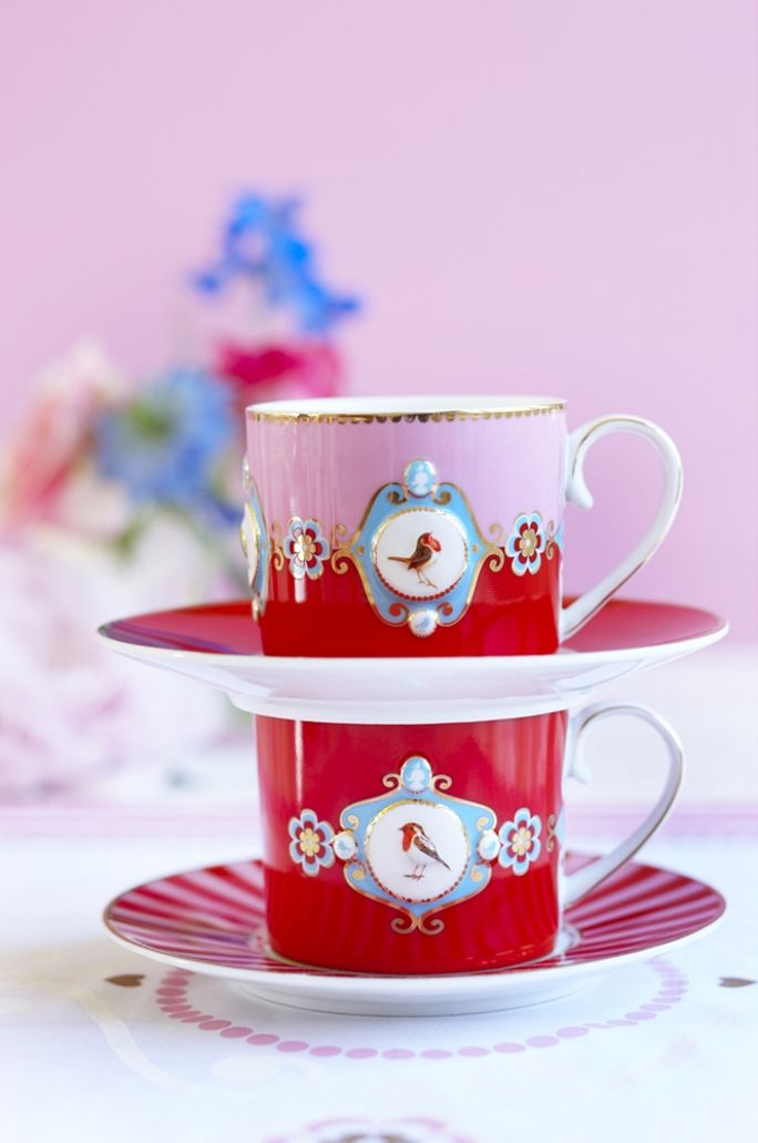 filiżanki do kawy i herbaty
