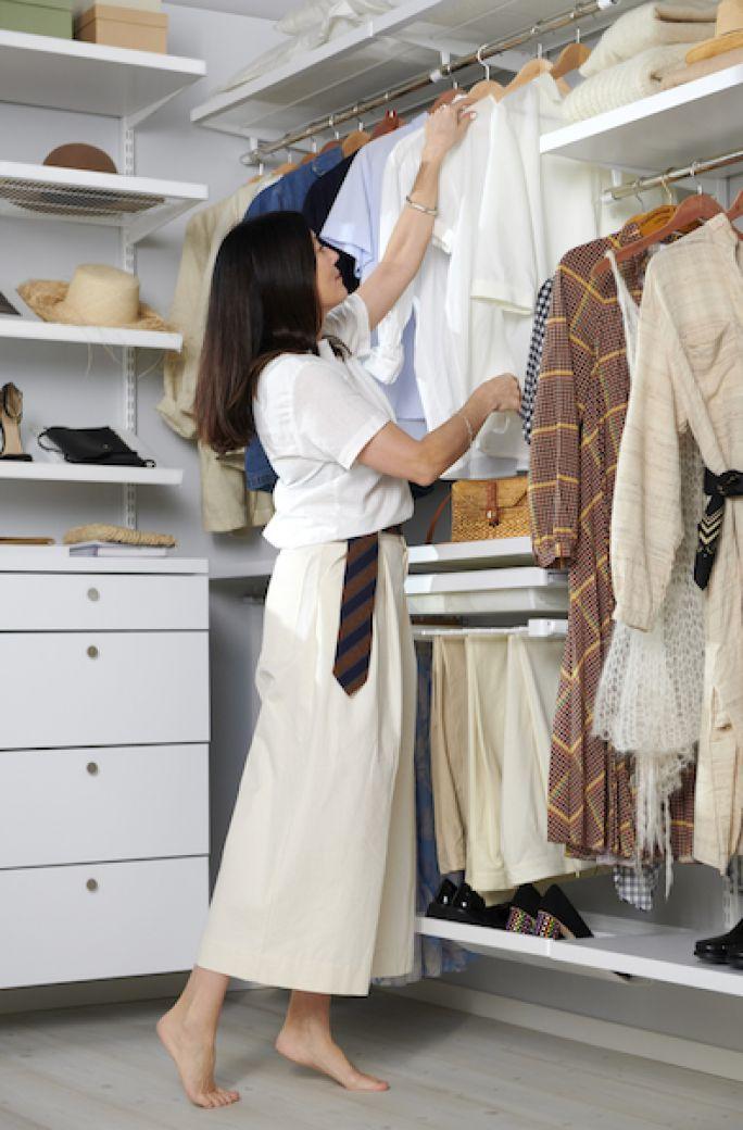 elfa garderoby