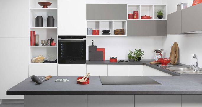 nowoczesny sprzęt kuchenny