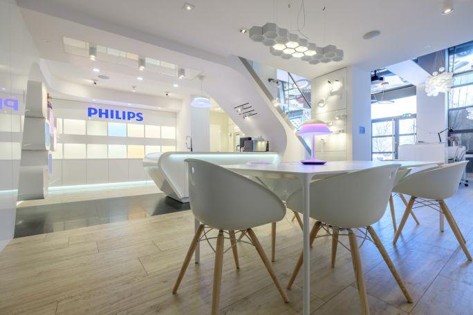 showroom philips defabryka