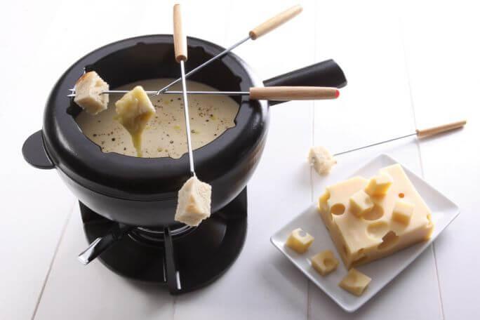 jak zrobic fondue serowe