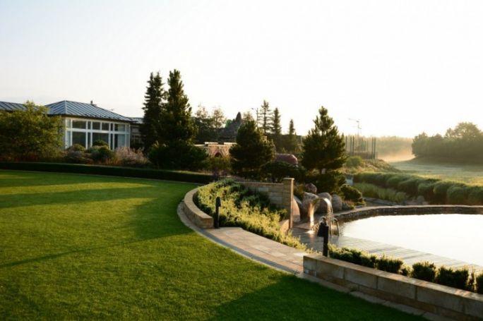 niekończący się ogród w Zapceniu