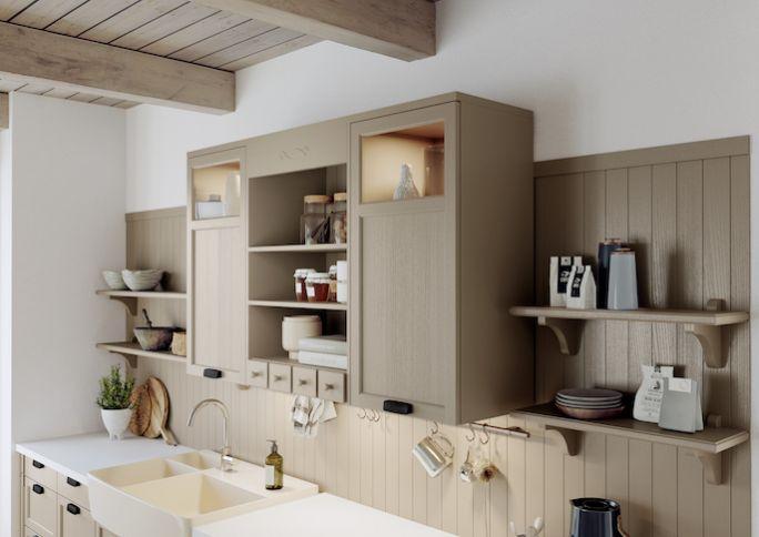 kuchnia jasne drewno