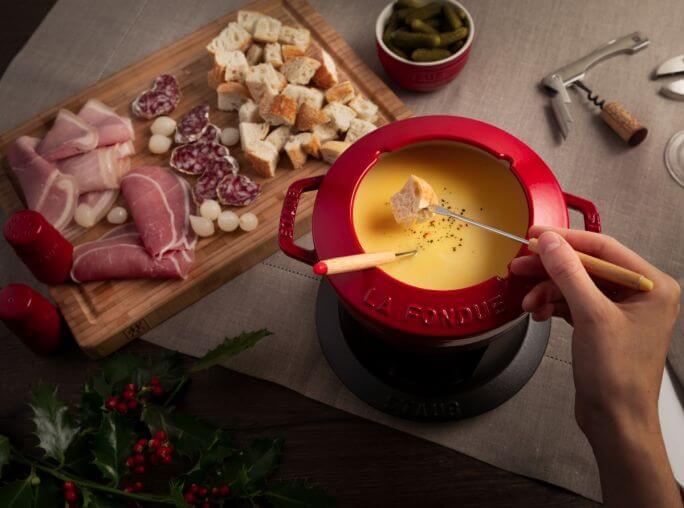 jak zrobić fondue serowe
