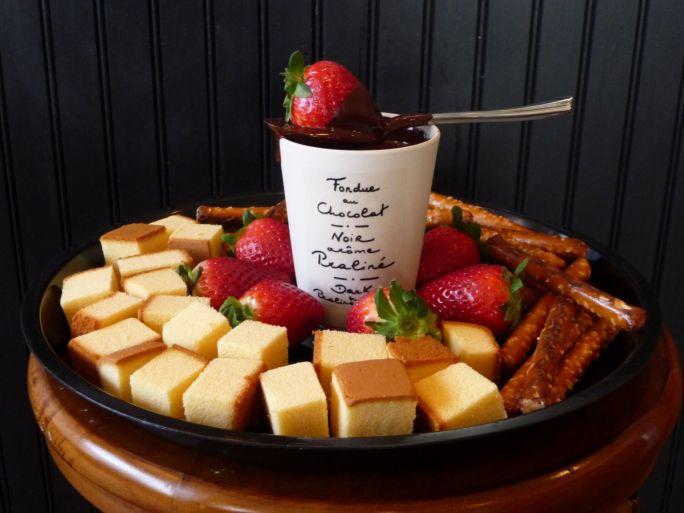 jak zrobić fondue czekoladowe