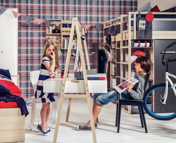 biurko dwuosobowe dla dzieci
