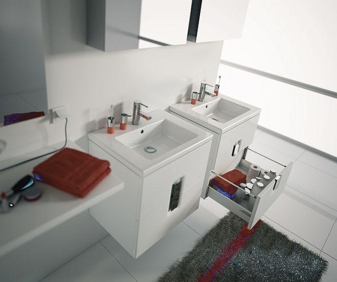 jak wybrać umywalkę koło
