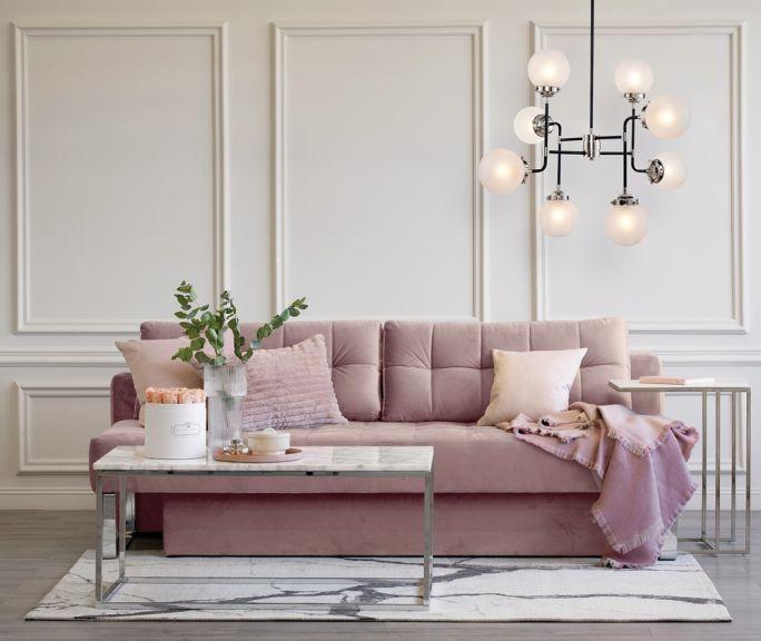 lampy wiszące do salonu