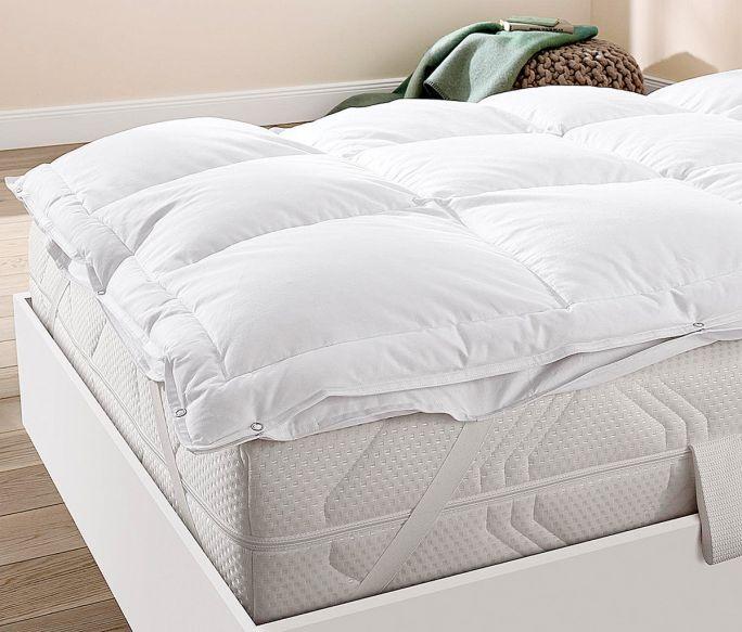 jak wybrać materac do spania