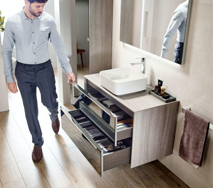 ergonomia w łazience