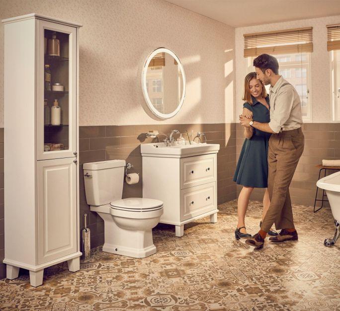 jak urządzić łazienkę