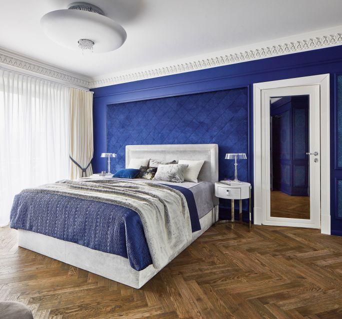 jak urządzić sypialnię w stylu klasycznym