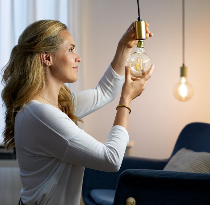 Inteligentne żarówki LED