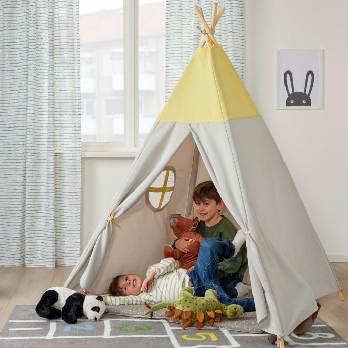 tipi namiot dziecięcy