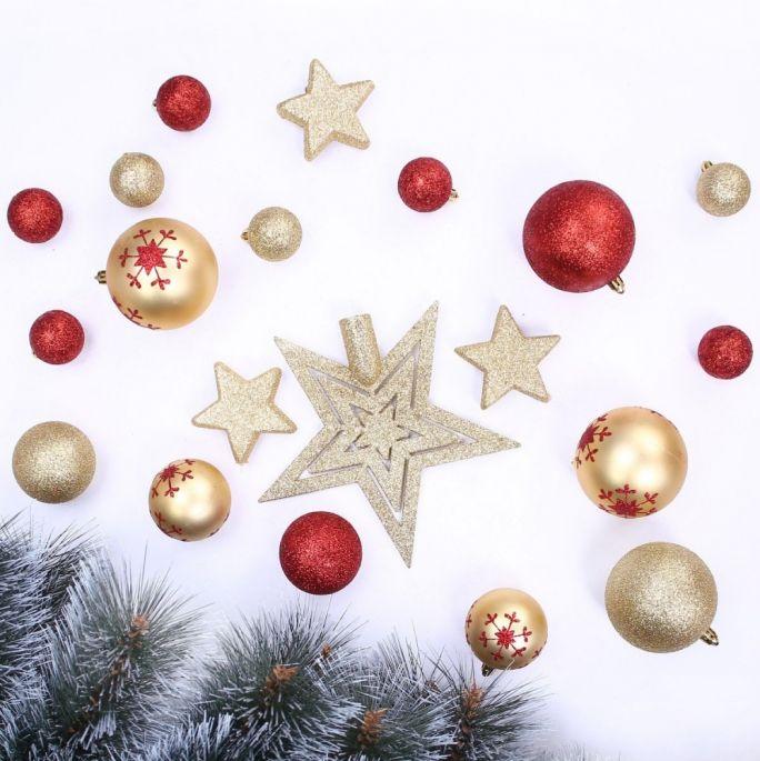 bombki dekoracje bożonarodzeniowe