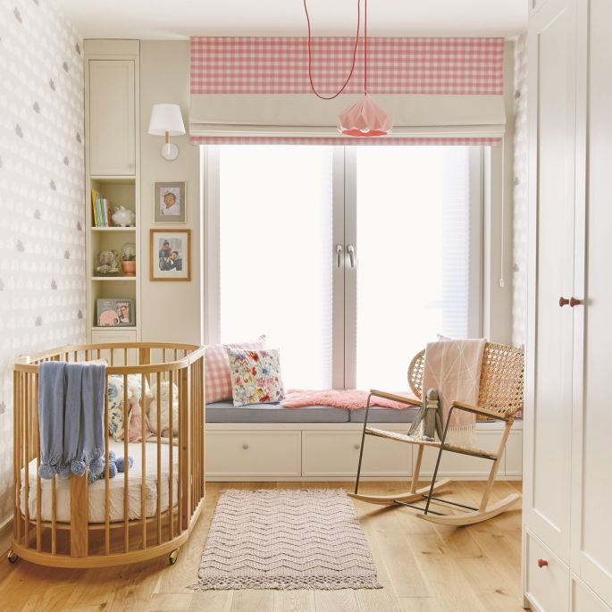 pokój dla niemowlaka