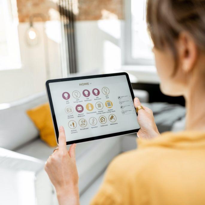smart home inteligentne rozwiązania do domu