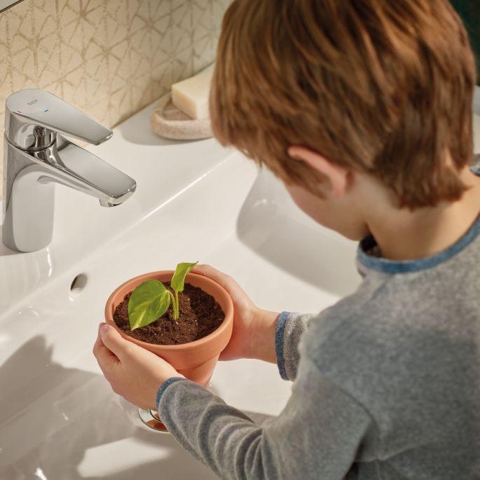 ekologia w łazience