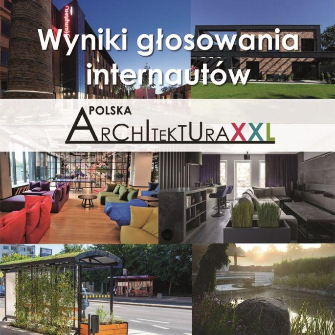 Plebiscyt Polska Architektura XXL 2019 – internauci wybrali